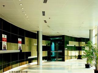 上海光明乳业大楼 [ 通道区域 ]