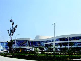 天津国际邮轮母港